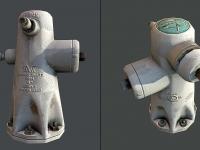 hydrantmarmoset
